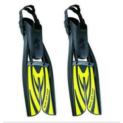 Scubapro Twin Jet max gialle