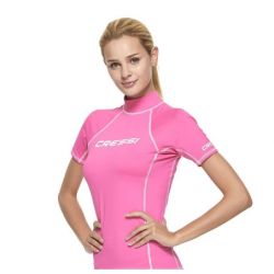 Cressi rash guard lycra lady